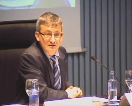 Jaime Cabeza Pereiro. Catedrático de Dereito do Traballo e da Seguridade Social. Universidade de Vigo.